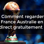 France Australie direct gratuitement