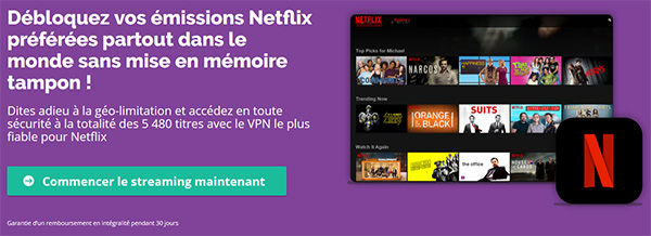 Netflix PrivateVPN