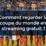 regarder coupe du monde streaming gratuit