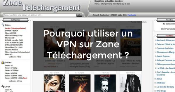 VPN Zone téléchargement