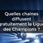 chaines ligue des champions