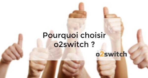 choisir o2switch