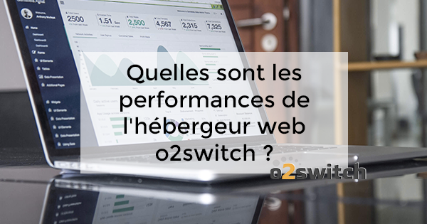 performances o2switch