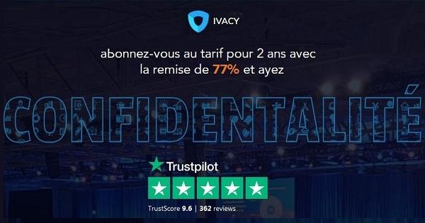 Avis sur Ivacy VPN