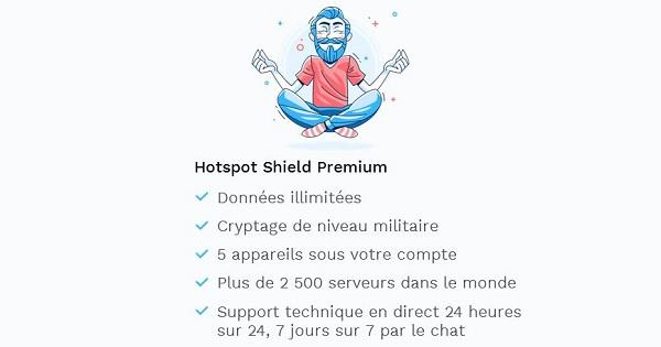 Test complet de Hotspot Shield