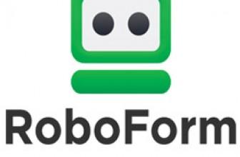 Avis RoboForm 2018 : test complet du gestionnaire de mots de passe